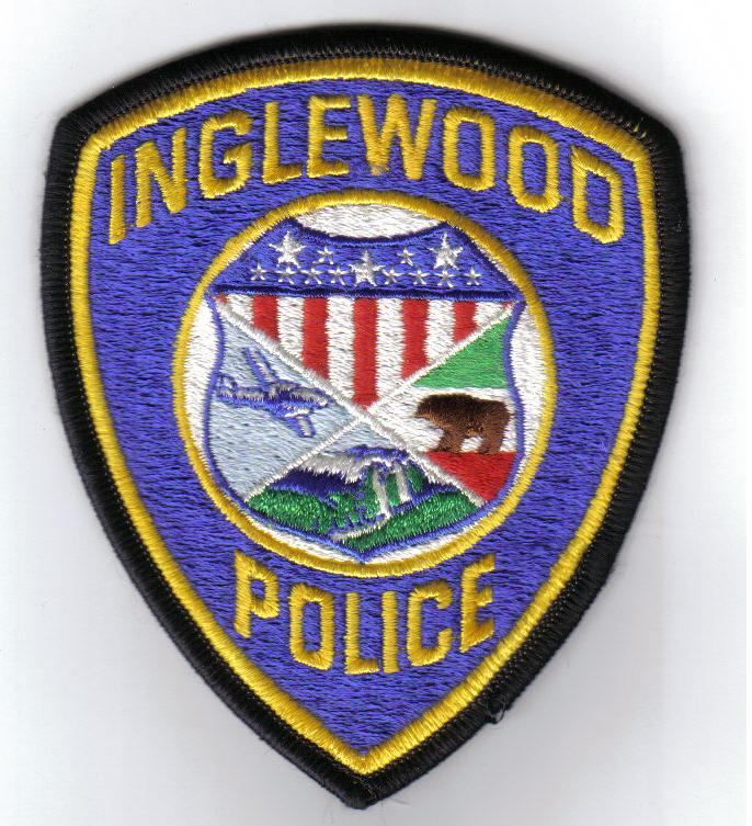 Bell gardens police patch